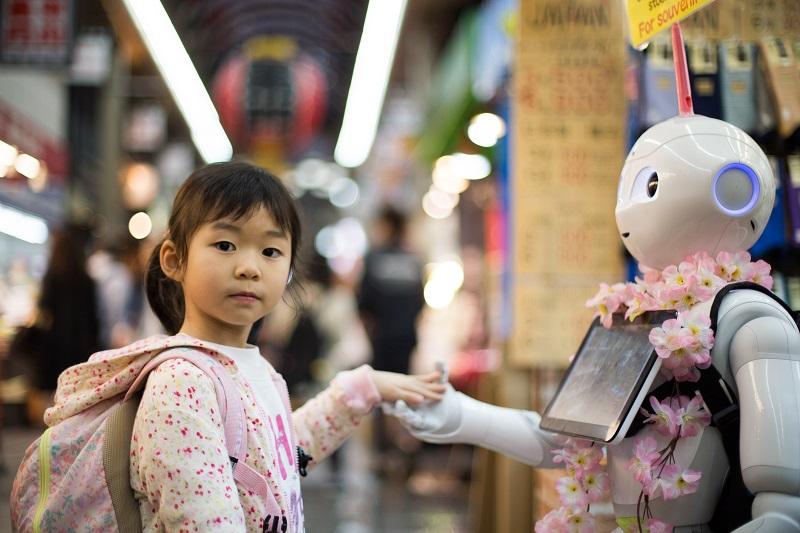 director de compras robot