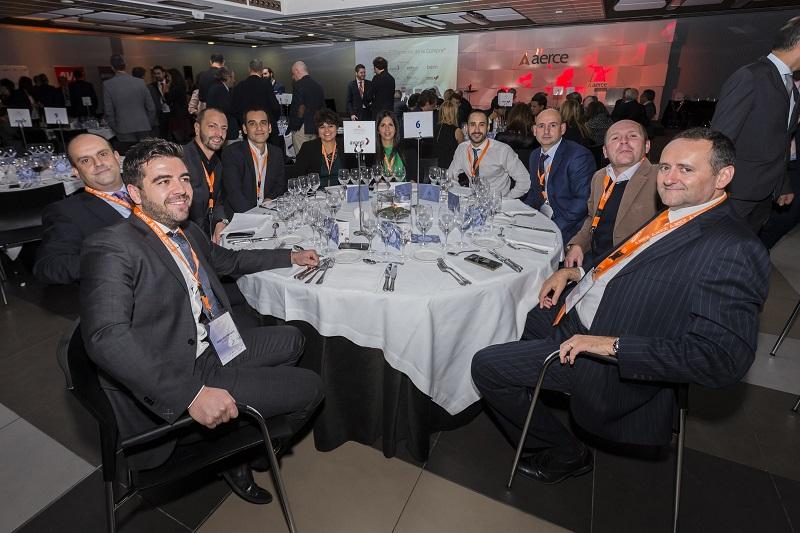 Éxito de Avanti en la VIII edición de los Premios Diamante