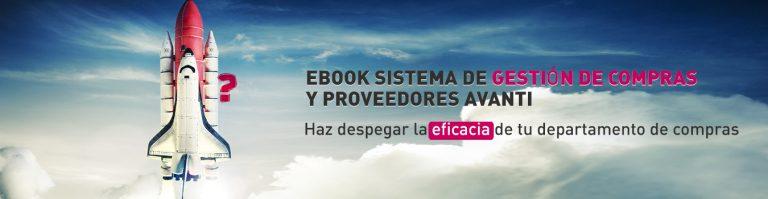 Ebook - Sistema de gestión de compras y proveedores Avanti