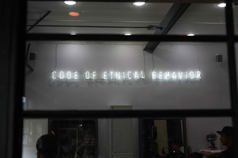 La importancia de la ética en los negocios. De Gastón Greco