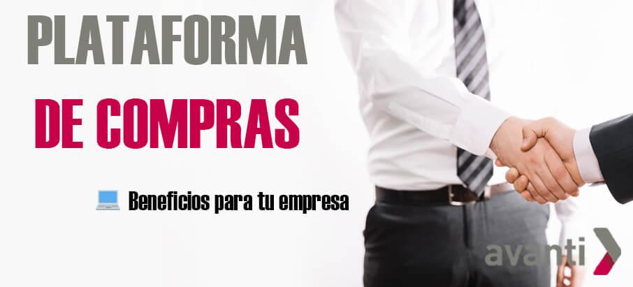 Plataforma de compras para empresas → Las herramientas de Avanti – Lean