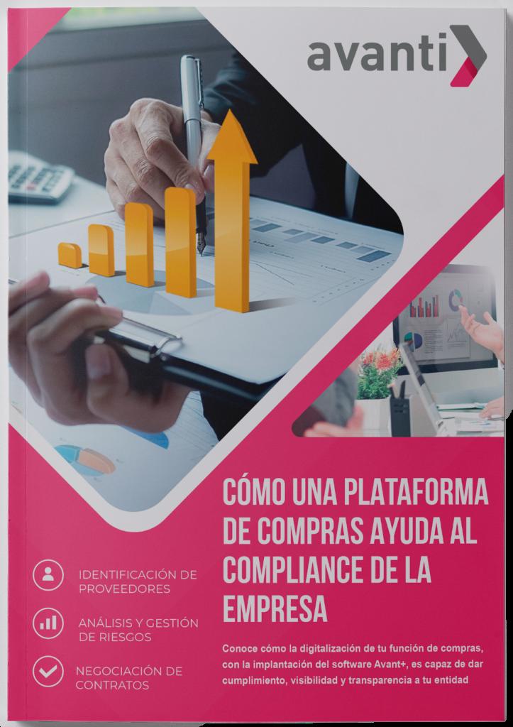 MOCKUP EBOOK COMO UNA PLATAFORMA DE COMPRAS AYUDA AL COMPLIANCE DE LA EMPRESA