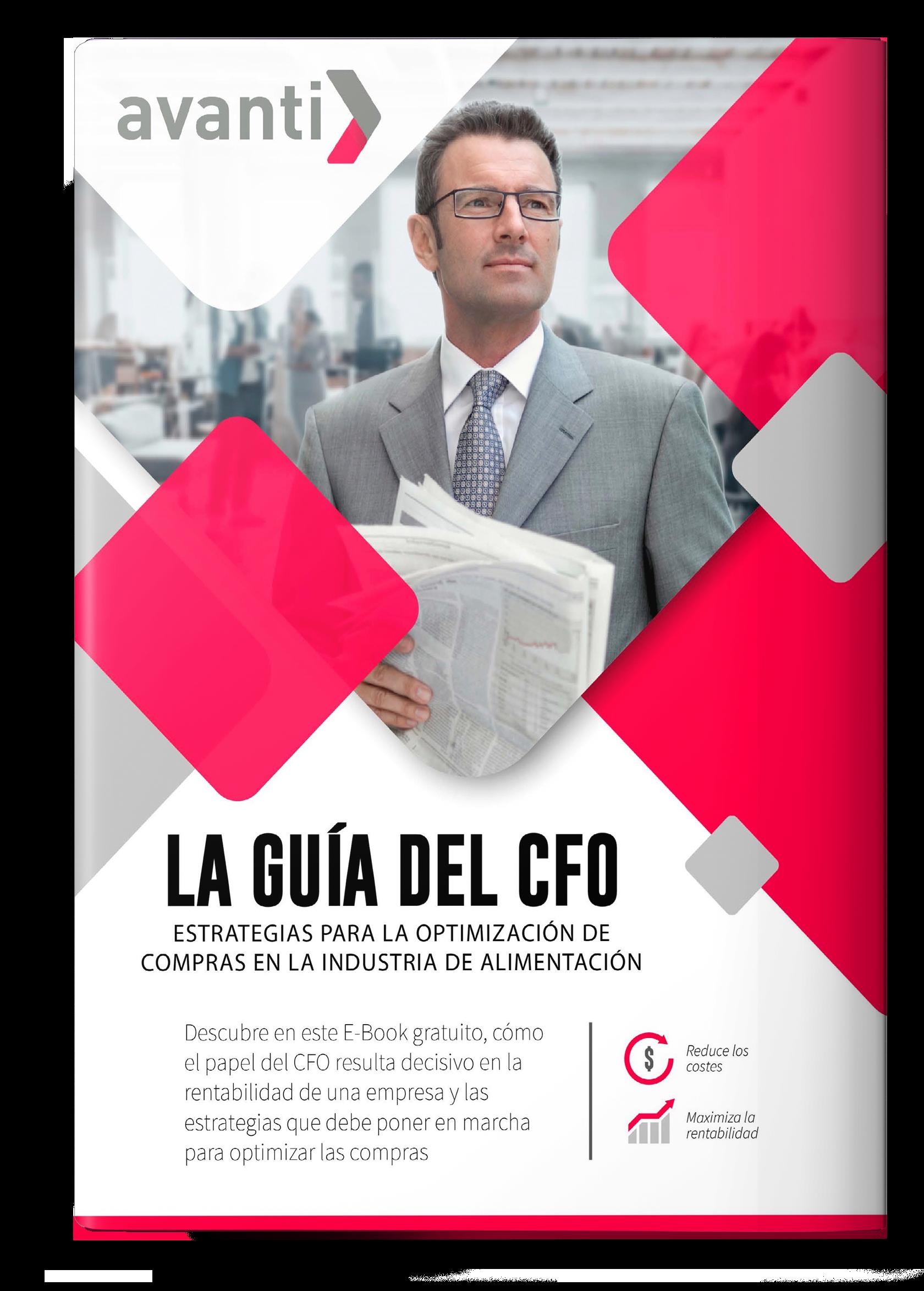 La guia del CFO. estrategias para la optimizacion de compras en la industria de alimentación