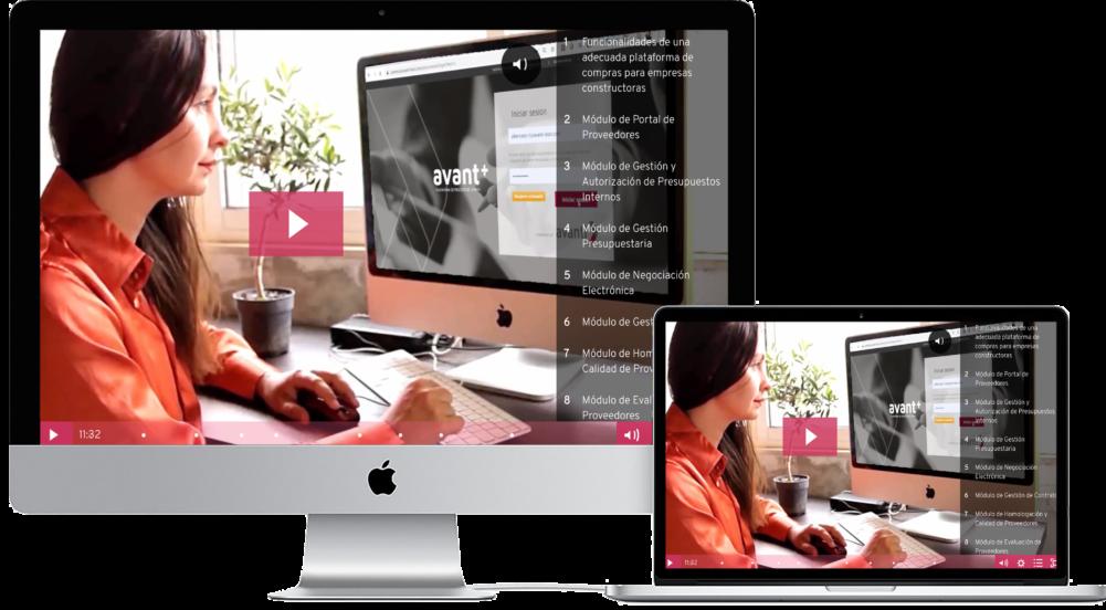 Videoguía- Funcionalidades de un adecuado software de compras para empresas constructoras