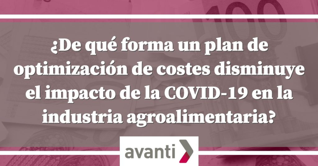 Plan de optimización de costes