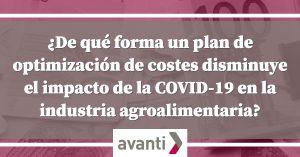 Plan de optimización de costes